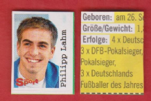 Bayern Munich Philipp Lahm Germany S4